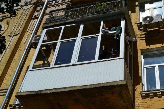 Балкон на рейтарская - киев, киевская область, цены на budpo.